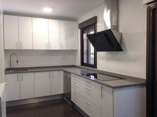 Reforma integral de vivienda unifamiliar en Aravaca, Madrid