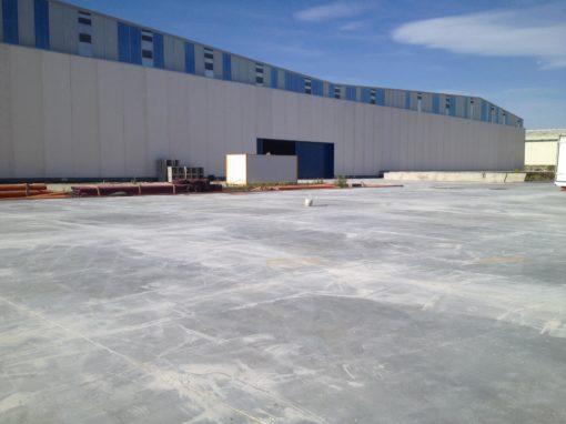 Naves Industriales en Poligono Industrial de Toledo