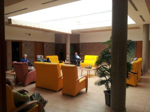 Gestión de proyecto y contratación de obra de Residencia de Ancianos en Villanueva de la Fuente, Ciudad Real