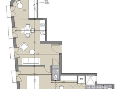 Reforma de apartamento en Malasaña
